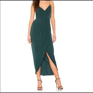 Shona Joy Cocktail Dress - Seaweed